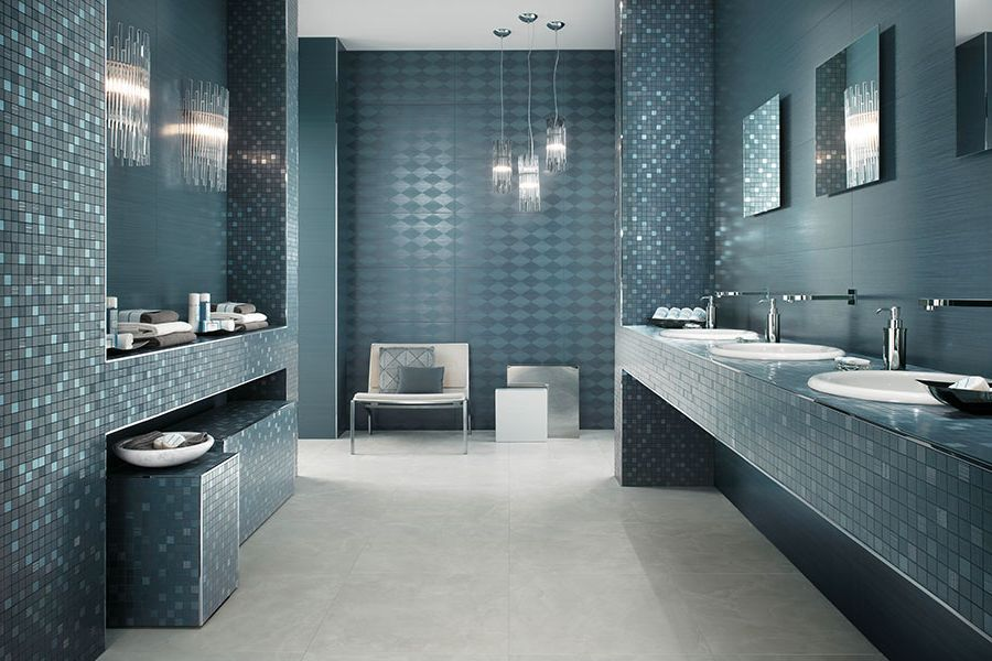 Brilliant Bleu, Bleu Mosaic, Bleu Diamant & Marvel Moon Onyx