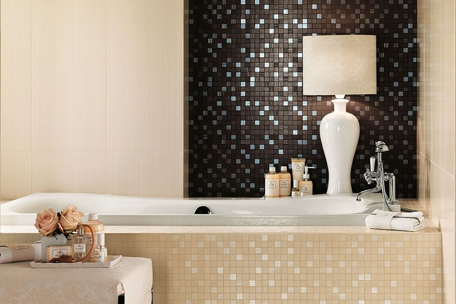 Brilliant, Champagne & Chocolat Mosaic, Damasque