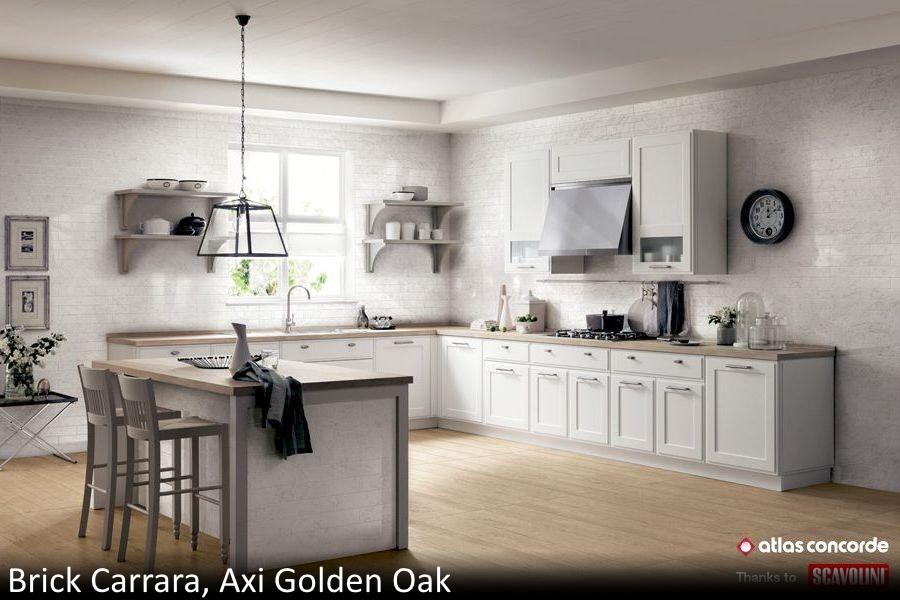 Atlas concorde brick atelier - In cucina con pippo de agostini ...