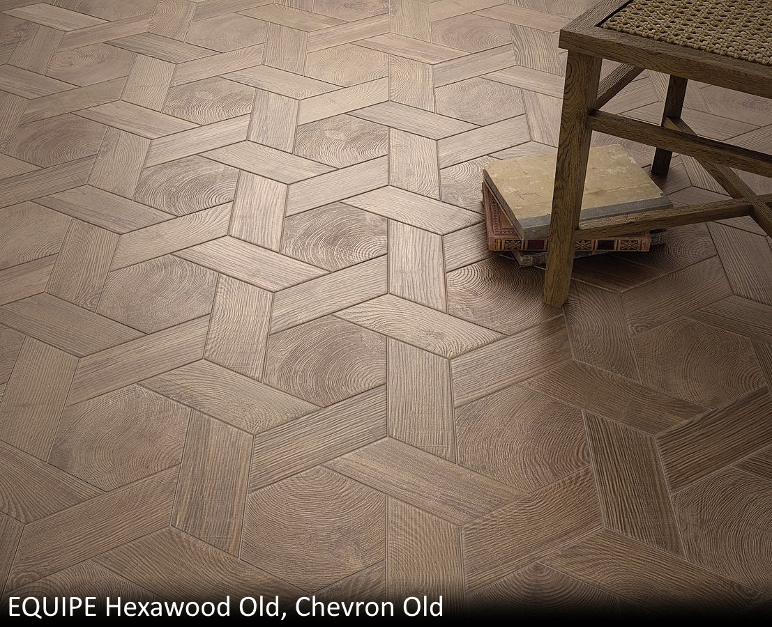 Equipe Hexawood Old  Chevron Old