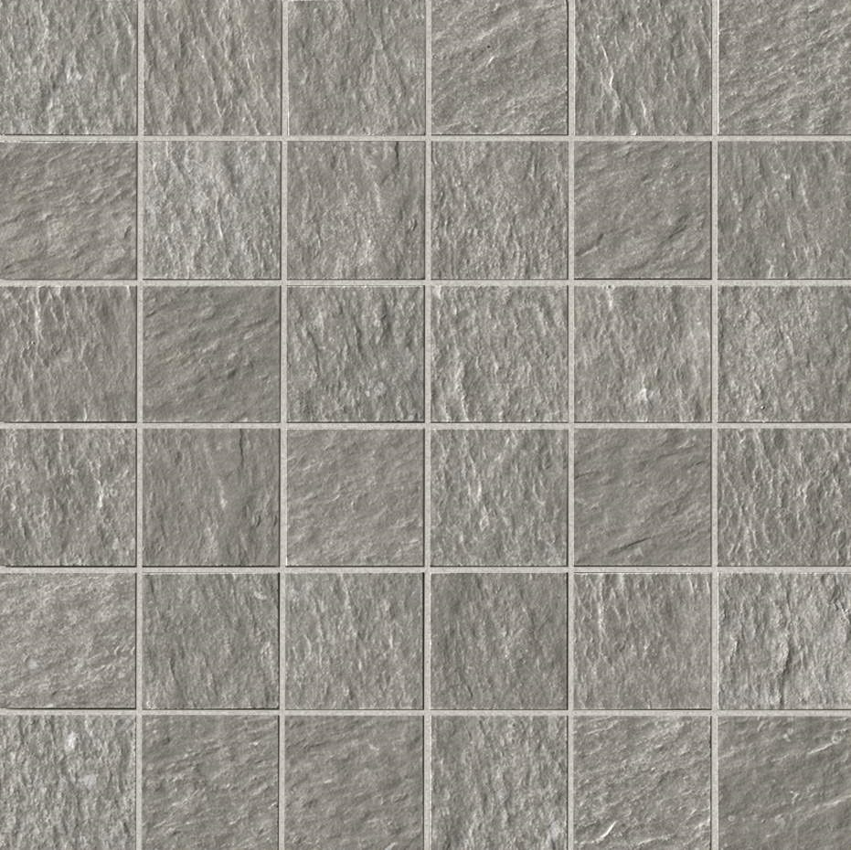 FAP Maku Grey Gres Macromosaico OUT 30X30